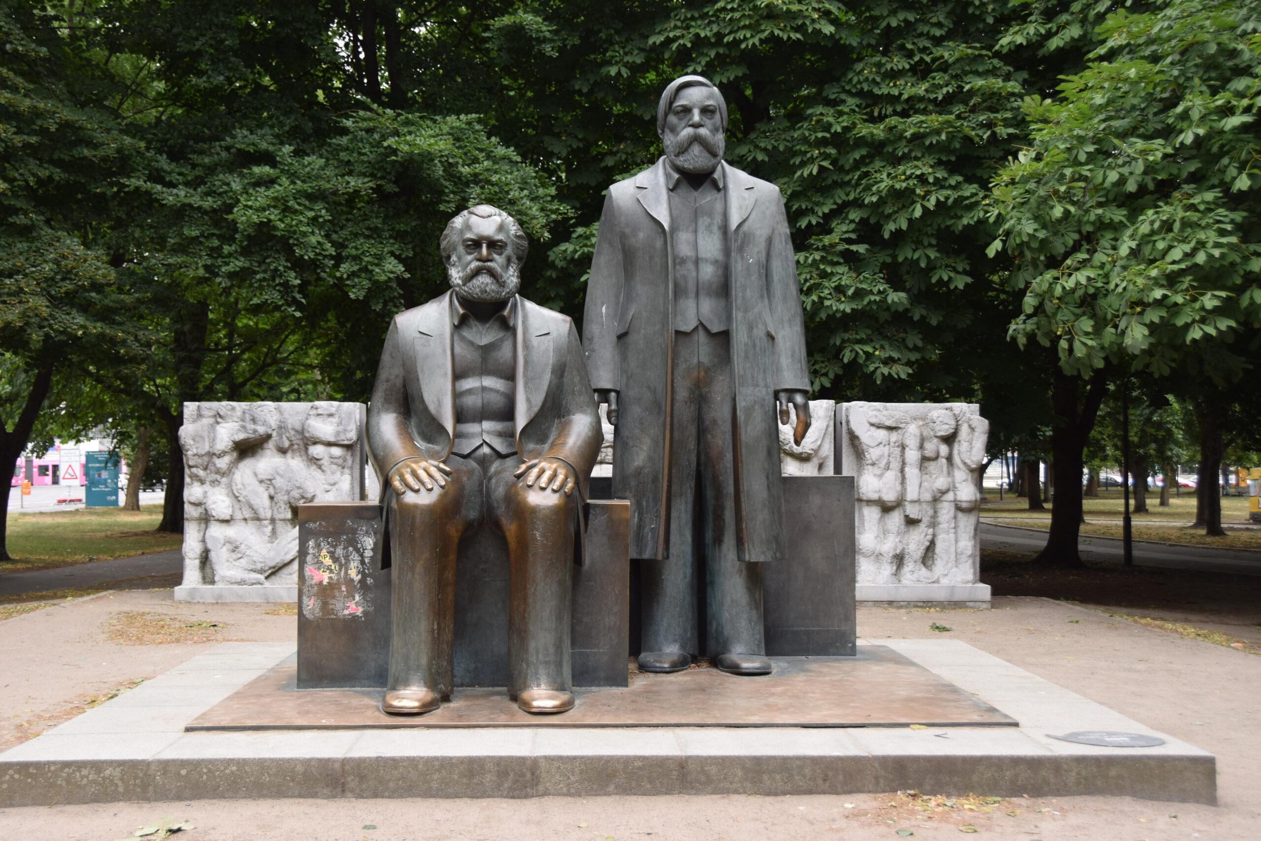 Happy Birthday, Friedrich Engels!